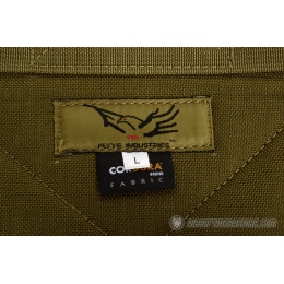 Flyye Industries 1000D Cordura MOLLE PC Plate Carrier - KHAKI