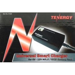 Tenergy V2 Premium Universal Airsoft Battery Smart Charger