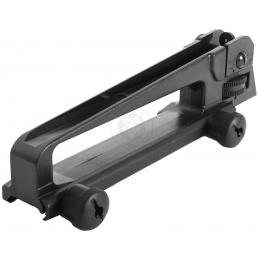 SRC Stryke Series Full Metal M4 M16 Rail Mounted Carry Handle - BLACK