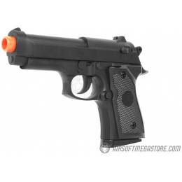 CYMA  Compact M9 Spring Airsoft Pistol - 3/4 Size Replica