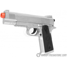 CYMA Full Metal Heavyweight M1911 Hi-Capa Spring Airsoft Pistol