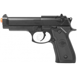 CYMA Full Metal Heavyweight M9 Spring Airsoft Pistol - Full Size