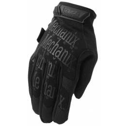 Mechanix Original Stealth Covert Gloves w/ TPR Strap (X-LARGE) - BLACK