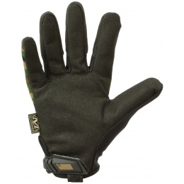 Mechanix Original Stealth Covert Gloves w/ TPR Strap (LRG) - WOODLAND