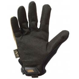 Mechanix Original Stealth Covert Gloves w/ TPR Strap (MEDIUM) - COYOTE
