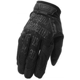 Mechanix Airsoft Medium Original Gloves w/ Mesh Top Layer - BLACK
