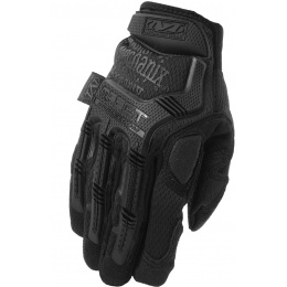Mechanix Airsoft X-Large M-Pact Gloves w/ Knuckle Protection - BLACK
