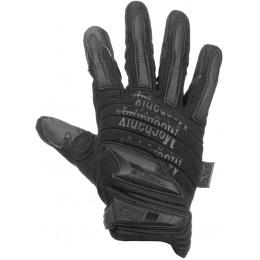 Mechanix M-Pact 2 Covert Gloves w/ EVA Foam Knuckle (MEDIUM) - BLACK