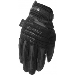 Mechanix M-Pact 2 Covert Gloves w/ EVA Foam Knuckle (LARGE) - BLACK