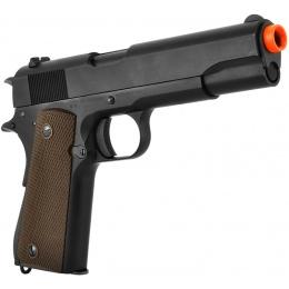 KWA Full Metal G.I. WWII M1911A1 Gas Blowback GBB Airsoft Pistol