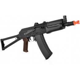 KWA Full Metal AKG-74SU Gas Blowback AK74 Airsoft GBB Rifle