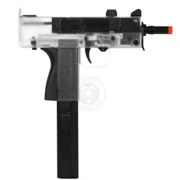 Umarex Tactical Force TF11 Mac-11 Airsoft CO2 Blowback SMG - CLEAR