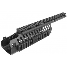 DBoys Full Metal M4 Modular Railed Handguard For Airsoft M4 AEGs