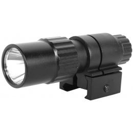 VISM Zombie Stryke Full Metal LED Flashlight w/ 35 Lumen Beam - AZPTF