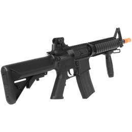 DBoys M4 RIS Metal Gearbox CQB Airsoft AEG Rifle w/ Vertical Foregrip