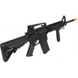 DBoys Airsoft M4 RIS Automatic AEG Carbine w/ Crane Stock