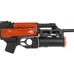 DBoys Airsoft Full Metal GP-25 AK47 Airsoft Grenade Launcher