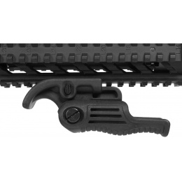 CYMA Airsoft AK Tactical Folding Foregrip w/ QD Weaver Mount
