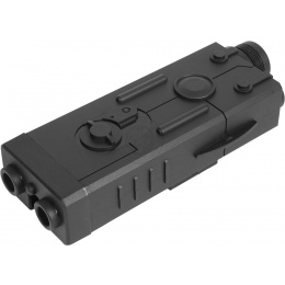 CYMA Airsoft M5 External Battery Box Case w/ Universal Weaver Mount