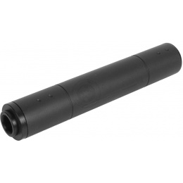 Airsoft Megastore Armory SMG Series Aluminum Mock Suppressor - 155 mm