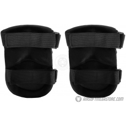G-Force Outdoor Tactical Knee Pads w/ Nonslip Rubber Cap - ACU