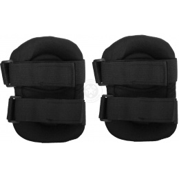 G-Force Outdoor Tactical Elbow Pads w/ Nonslip Rubber Cap - ACU