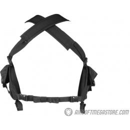 G-Force Urban Assault 6-Pocket Chest Rig for AK Magazines - BLACK