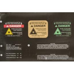 Lancer Tactical Airsoft PEQ15 AEG Battery Box - TAN