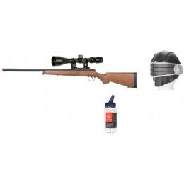 Value Springer Airsoft Package: VSR-10 Sniper Kit