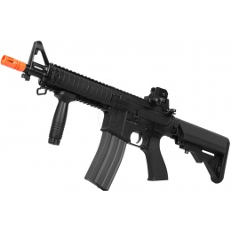 G&G Top Tech Full Metal TR15 CQB Raider EBB Airsoft AEG Rifle - BLACK