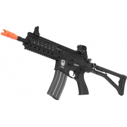 G&G GR4 100Y CQB Electric Blowback M4 Airsoft AEG Rifle - BLACK