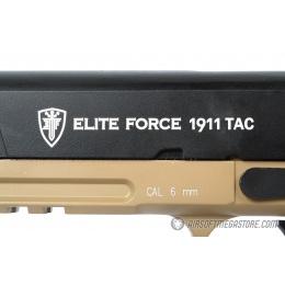 Elite Force 1911 Tac CO2 Blowback Airsoft Pistol w/ 20mm Rail