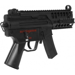 JG M5K RIS Full Metal Modular Airsoft AEG Submachine Gun SMG