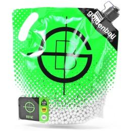0.20g GoldenBall Biodegradable Seamless BBs - 5000rd BAG
