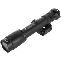 J-Rich 188 Lumen LED Scout Flashlight w/ Pressure Switch