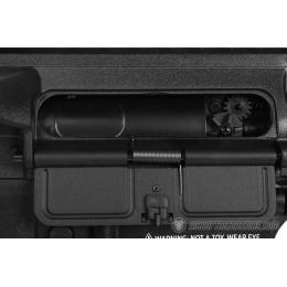 SRC AMS Stryke Series SR15 RIS Carbine Airsoft AEG Rifle - BLACK