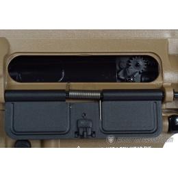 SRC AMS Stryke Series SR15 RIS Carbine Airsoft AEG Rifle - TAN