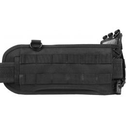 NcStar Low-Profile MOLLE Battle Belt w/ QD Combat Belt - BLACK