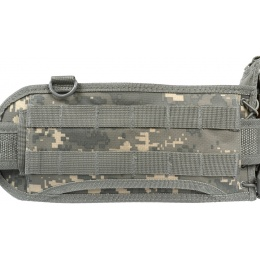 NcStar Low-Profile MOLLE Battle Belt w/ Internal QD Combat Belt - ACU