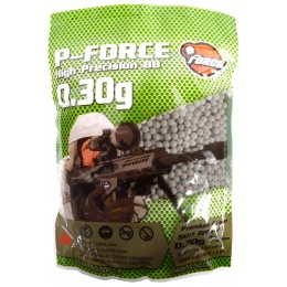 0.30G PFORCE Seamless Competition Grade Airsoft BBs - 3333rd BAG