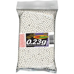 0.23G TSD Premium Grade Seamless Airsoft BBs - 3000 Round Bag
