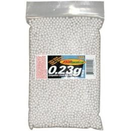 0.23G TSD Premium Grade Seamless Airsoft BBs - 5000 Round Bag