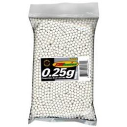 0.25G TSD Premium Grade Seamless Airsoft BBs - 3000 Round Bag