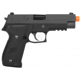 WE F226 MK25 Gas Blowback GBB Full Metal Airsoft Pistol