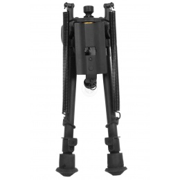 DBoys Full Metal Spring-Loaded Universal Airosft Bipod