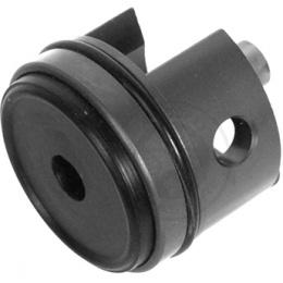 JBU Full Metal Version 3 Airsoft AEG Cylinder Head w/ Buffer Pad