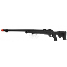 515 FPS WellFire MB11B Full Metal Bolt Action Sniper Rifle - BLACK
