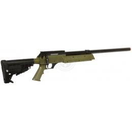 500 FPS WellFire MB13A APS SR-2 Bolt Action Sniper Rifle - OD GREEN