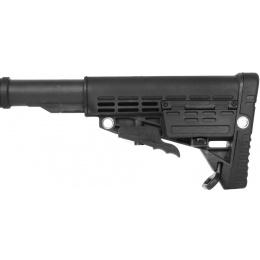 WellFire MB13B APS SR-2 Metal Sniper Rifle w/ Metal Bipod - BLACK