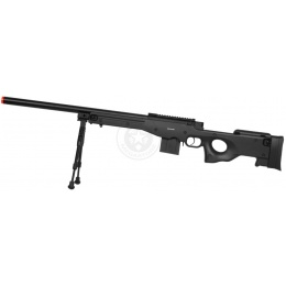WellFire Gen. 4 MK96 AWP Metal Airsoft Sniper Rifle w/ Metal Bipod